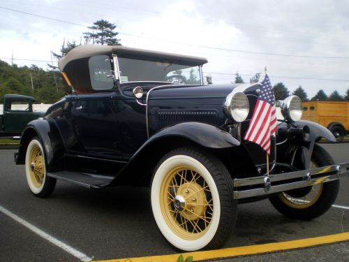 model-t automobile