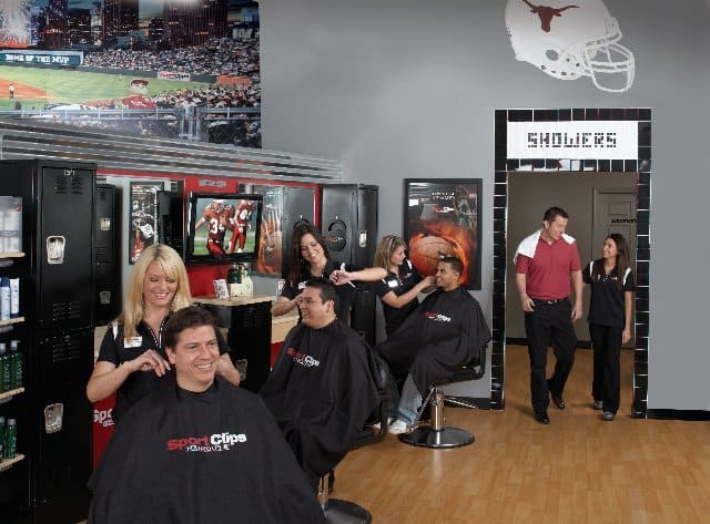 Sport Clips Franchise Hoping to Rock in Cleveland