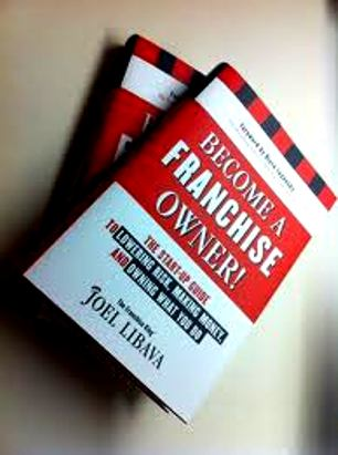My Franchise Business Ownership Book Has Been Released!