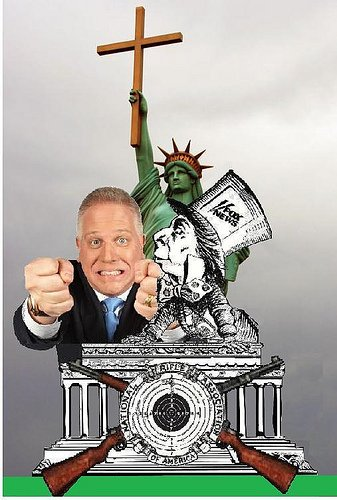 picture of glenn beck on franchising