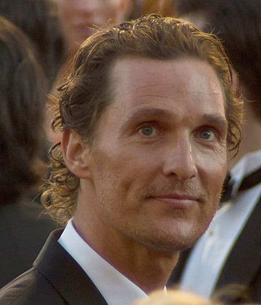 Matthew McConaughey making a lot of money