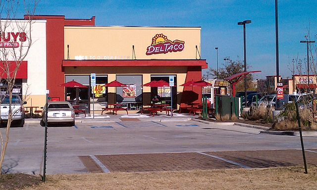 del taco food franchise