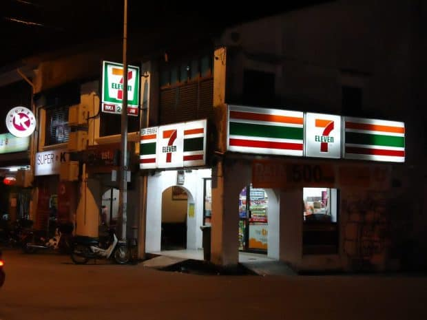7-eleven franchise store