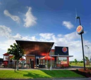 burger king franchise operating manual