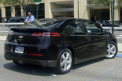climate change denial chevy volt picture