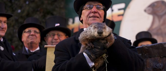February groundhog day