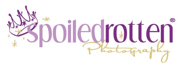 spoiled rotten photography franchise logo