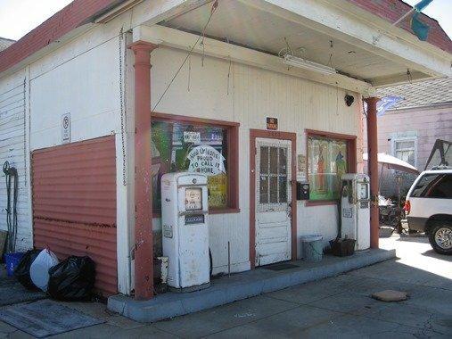 old filling stations