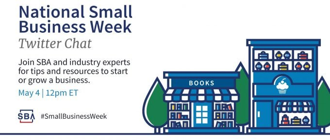 twitter chat national small business week
