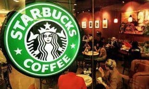 starbucks is now franchising