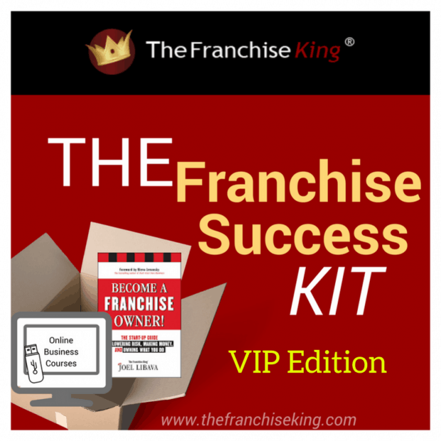 VIP Edition of The Franchise Success Kit