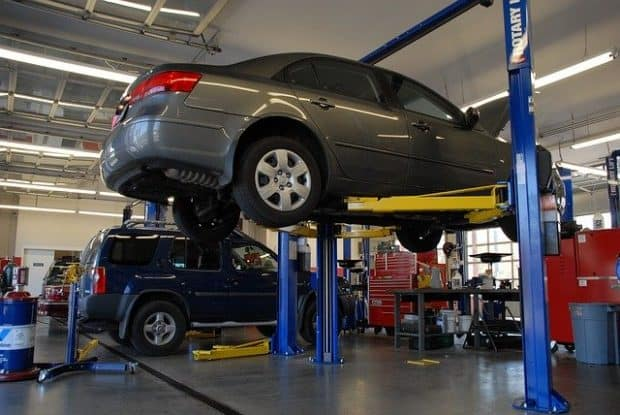 list of essential businesses automotive repair