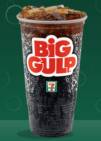 7-eleven big gulp for sale