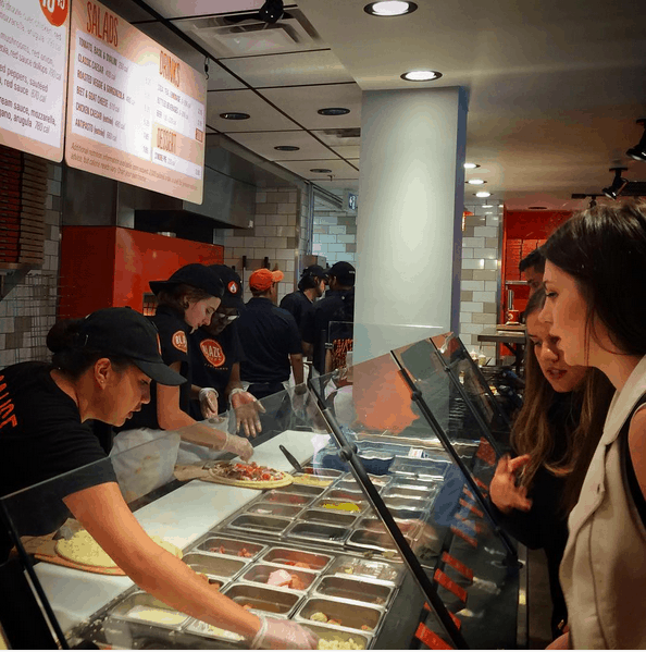 build your own blaze pizza