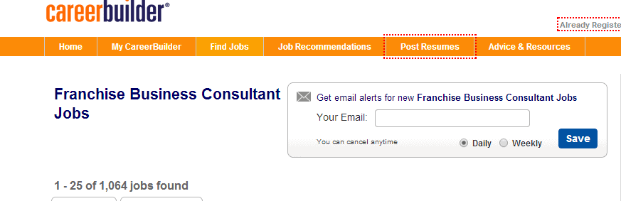 CareerBuilder.com Doesn't Seem To Know What A Job Is