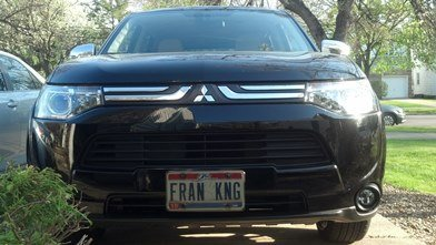 the franchise king's car