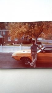 my 1973 dodge challenger