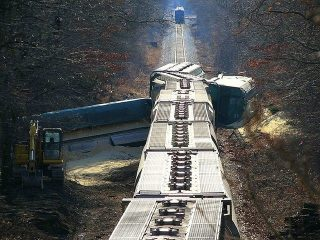 derailed by friends