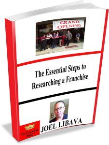 ebook franchise business research