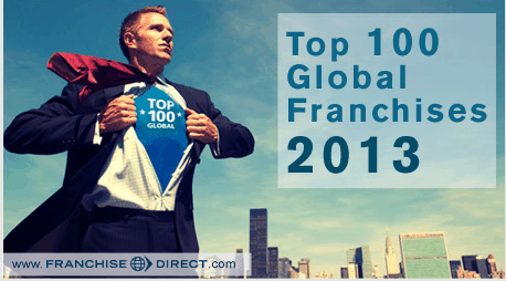 franchise direct global franchises for 2013