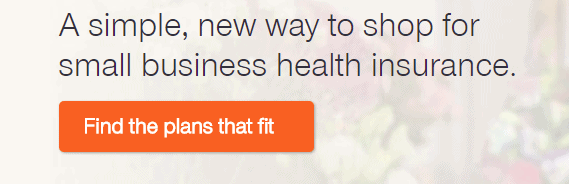 Finally! A health insurance website that's easy to use