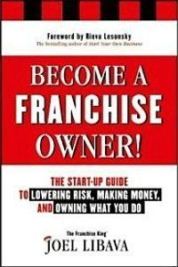 top franchise owner books
