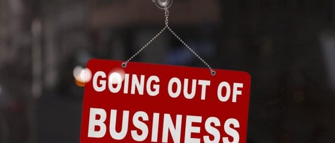 franchisees out of business