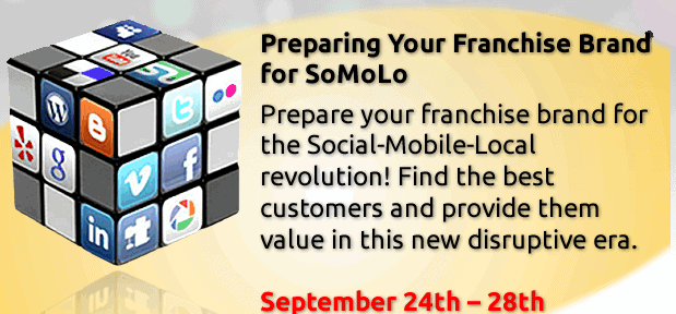 The Franchise Social Media Summit Starts Today