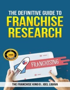 the definitive guide to franchise research