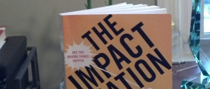 business book review of the impact equation