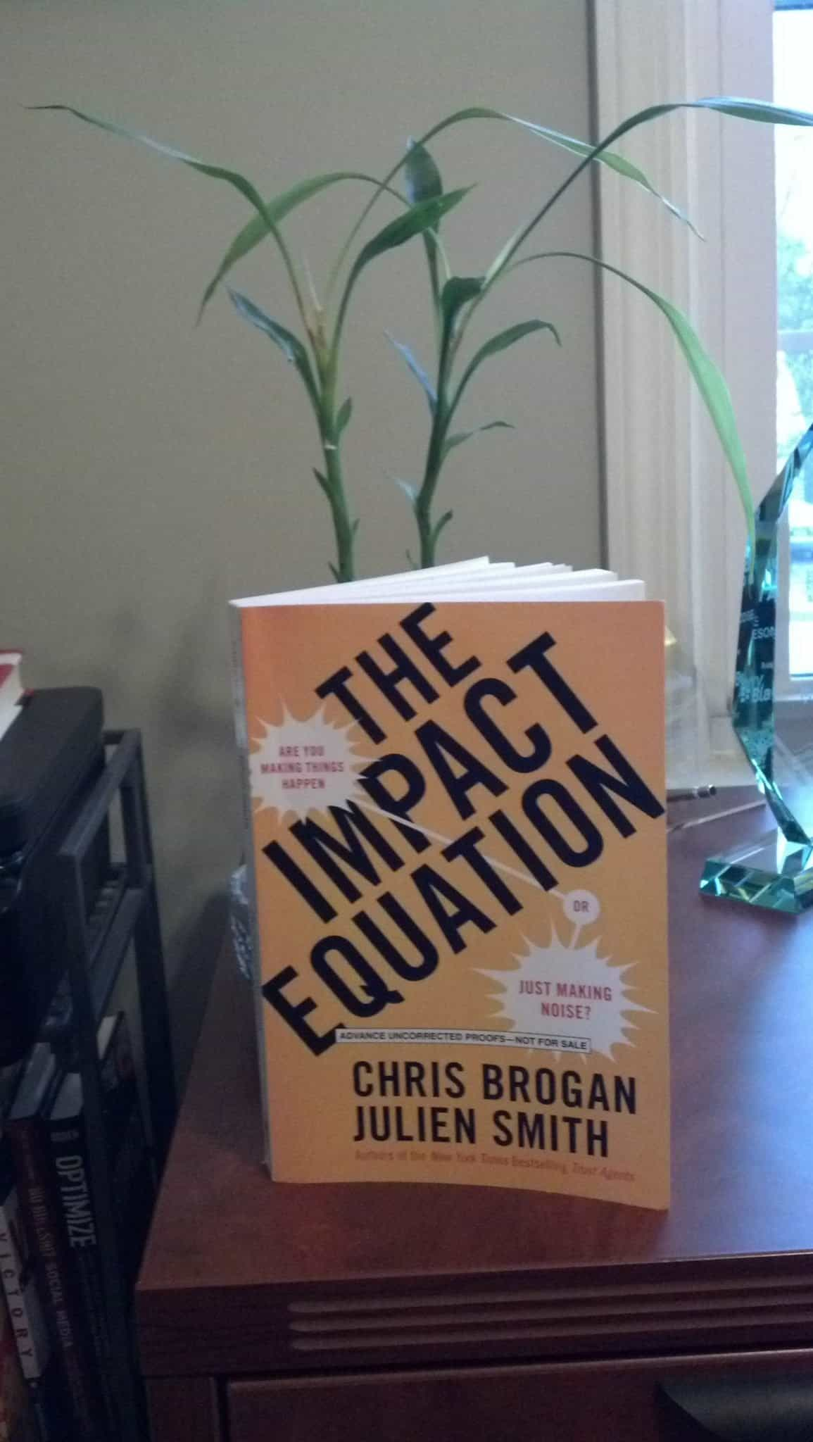 My Review Of The Impact Equation