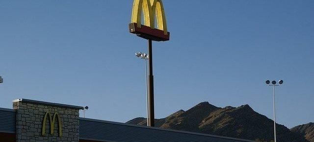 mcdonald's franchise ROI