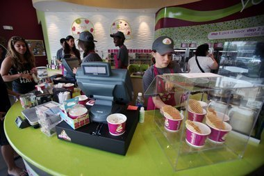Are You Thinking Of Buying A Frozen Yogurt Franchise?