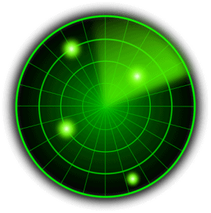blips on my radar screen
