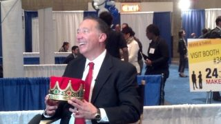 new york business expo joel libava picture