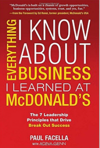 mcdonalds book