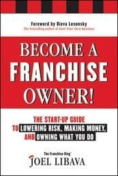 books on franchising