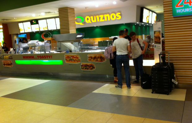 Quiznos in Florida offers toasty sub sandwiches, salads, soups, and great catering options.