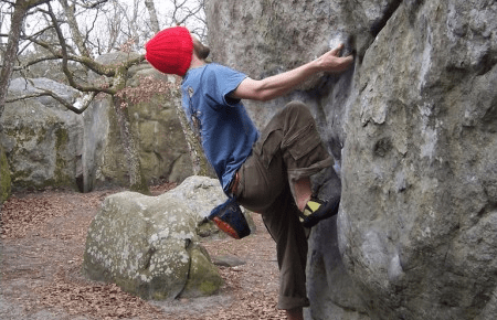 indoor rock climbing franchise businesses