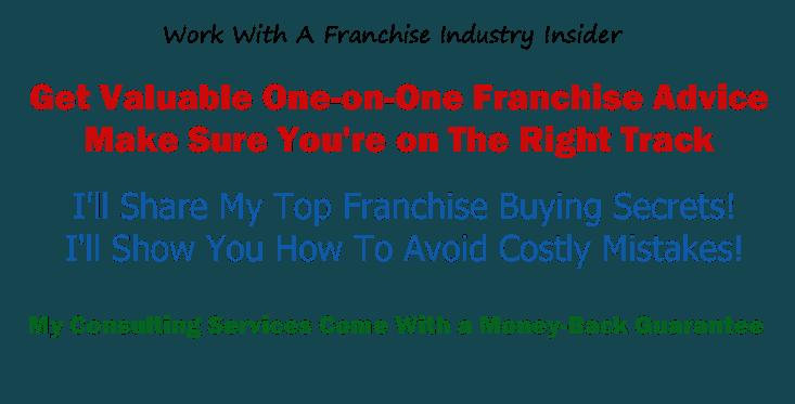 franchise insider secrets