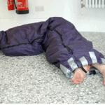 sleeping bag 1