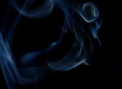 e-cigarette smoke vapor
