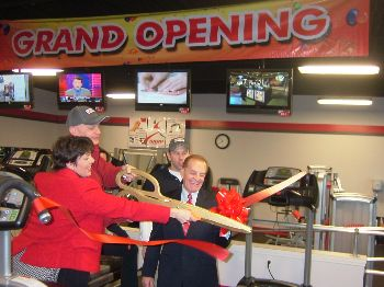 new franchise business grand opening
