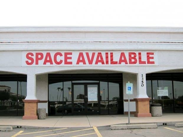 franchise retail space