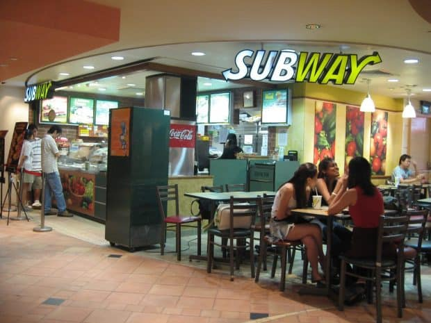 business news Subway® signs cooperative agreement