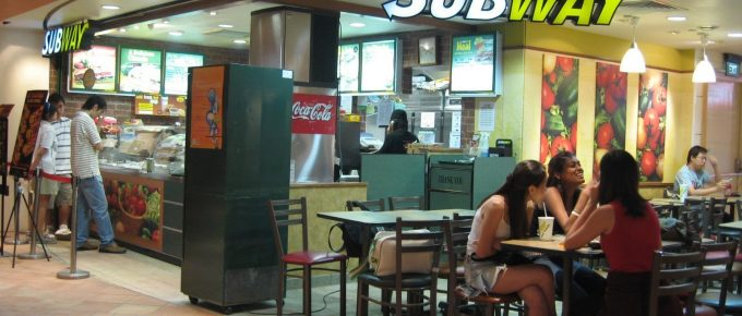 subway franchise business news