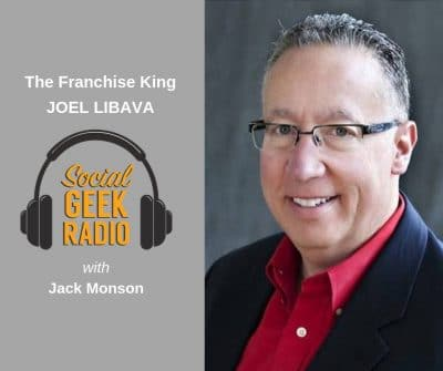 social geek radio the franchise king