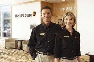 franchisees of the ups store