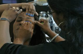 franchise hair threading