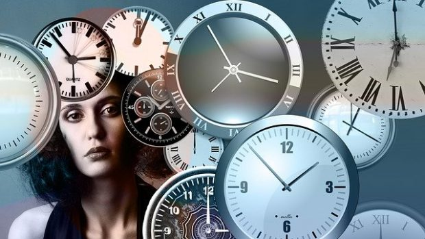 image of clocks and time
